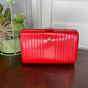 Tangerine Lucite - Acrylic Bag